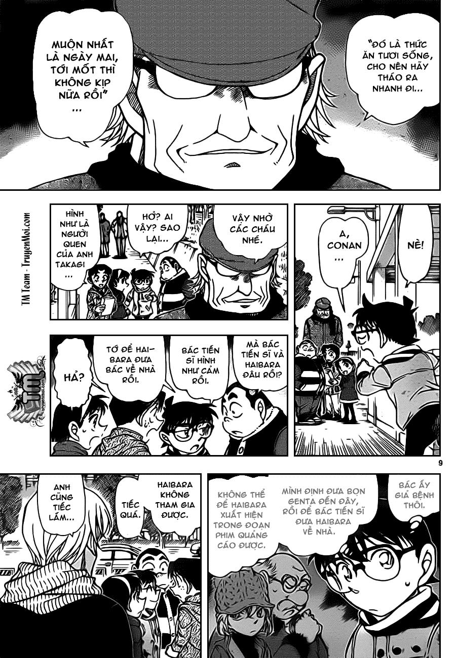 Detective Conan Chap 804 - Truyen.Chap.VN