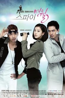 Nữ Điệp Viên - Beautiful Spy (2011) Poster