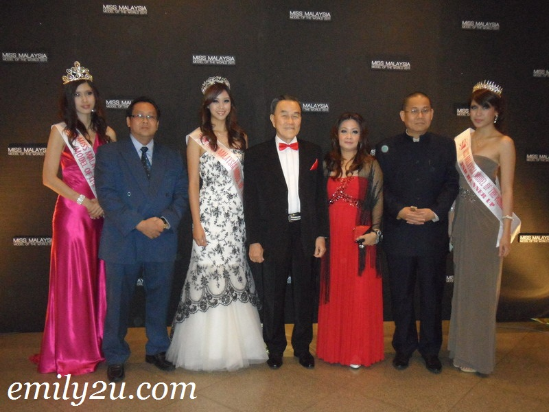 Photos & Winners - Miss Malaysia Model of the World 2011