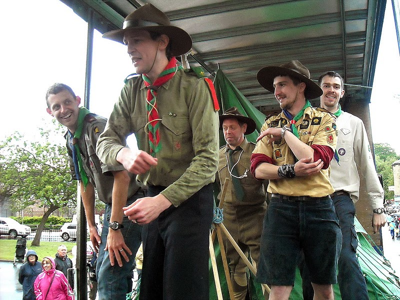 Otley Carnival 2013 2013