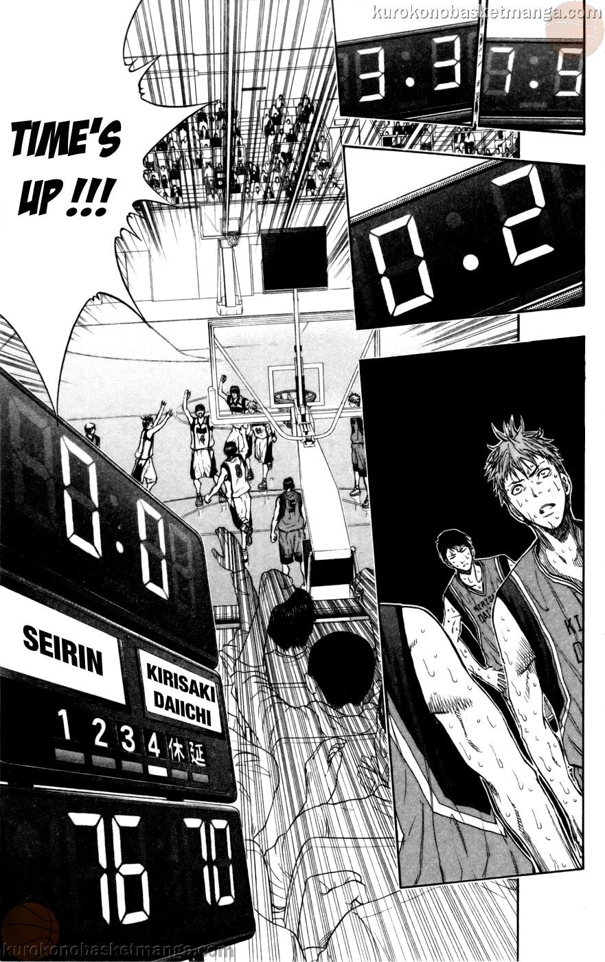 Kuroko no Basket Manga Chapter 107 - Image 18