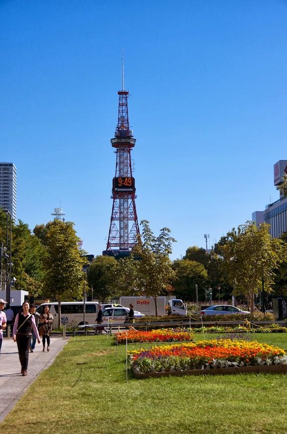 オータムフェスト2013・大通公園
