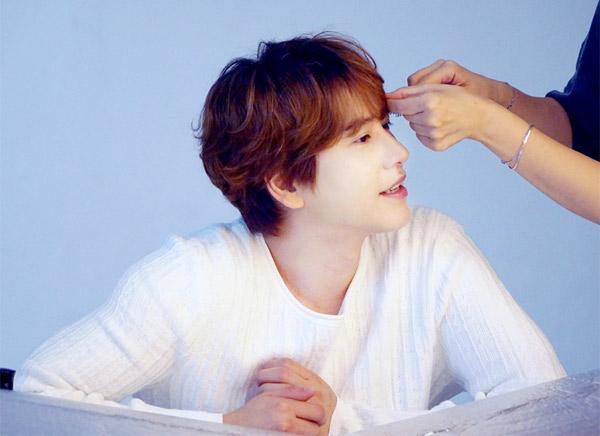 Kyuhyun (Suju) bận rộn với sản phẩm cuối trước khi nhập ngũ