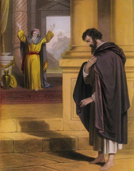 Vai Jēzus runāja par taisnošanu