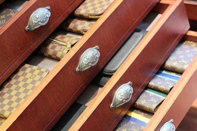 Louis Vuitton Cabinet d'Ecriture