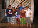 Here's the family we stayed with in Tamatave, Rolande & Caroline. Their nieces also came to visit while we were there because one of them, JoyAnn, has been planning to go to an American University for a long time and wanted some advice.