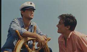 Maurice Ronet & Alain Delon in plein Soleil
