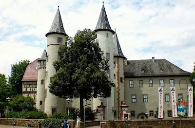 Lohr und Lohrer Schloss Spessart