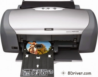 download Epson Stylus Photo R220 Ink Jet printer's driver