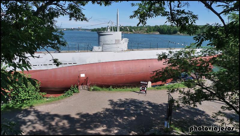 Isla Suomenlinna