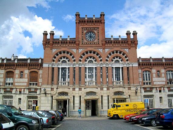 La estación de tren de Aranjuez será rehabilitada