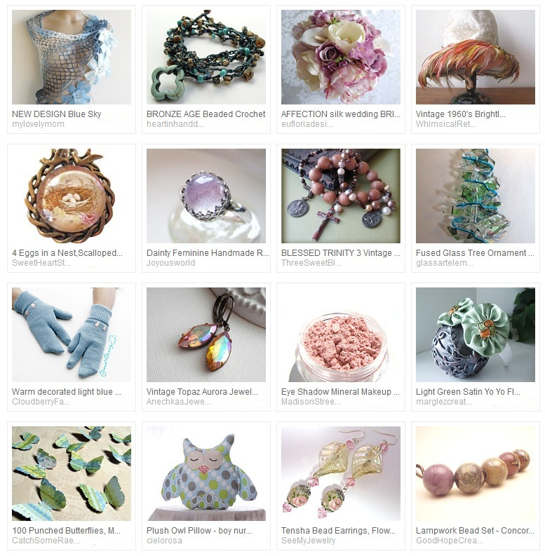 Pastel Pleasure Treasury