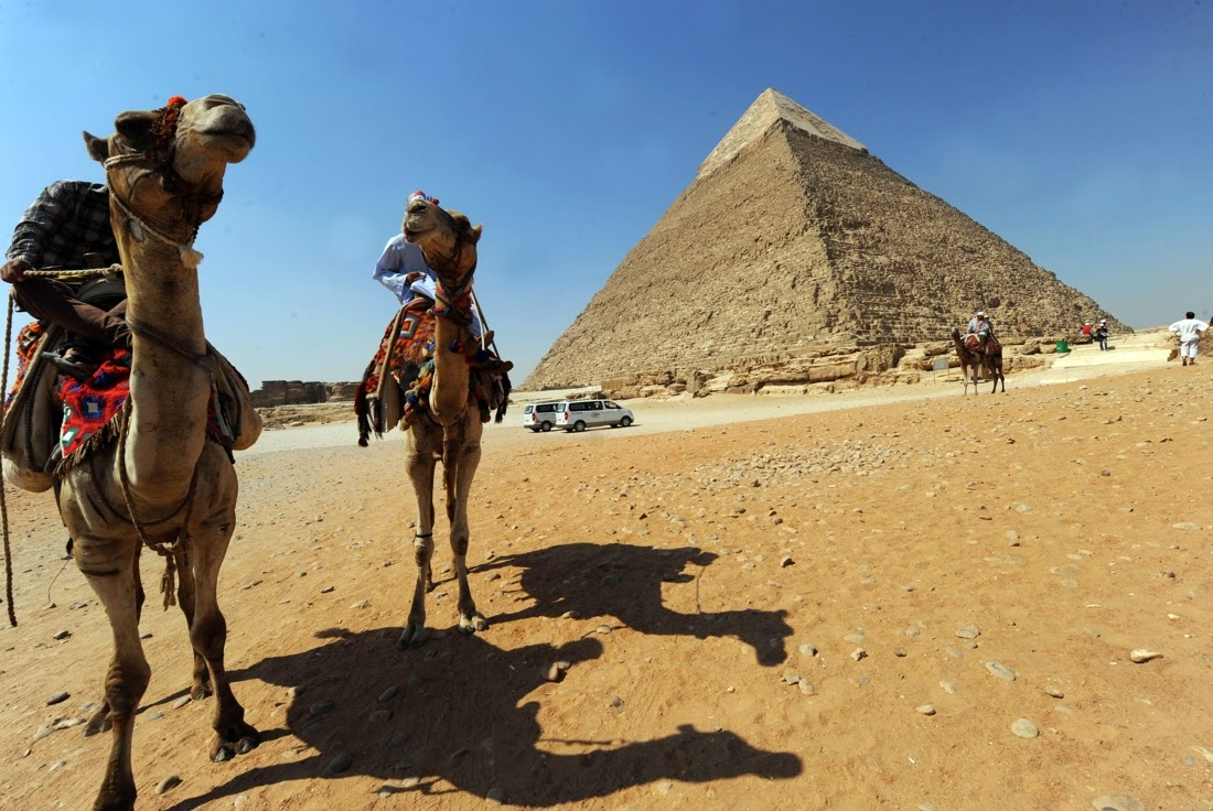 Heritage: Egypt convicts Germans over artefact theft