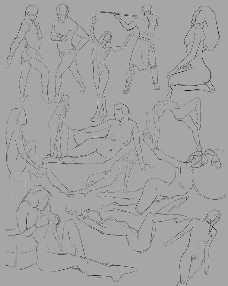 The Official Quickposes Thread