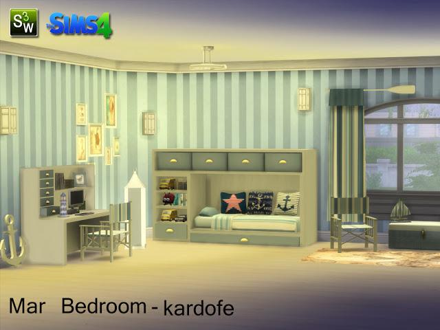 Esta semana en el universo sim 101 pekesims for Dormitorio sims 4
