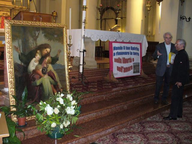 Presentazione dell'opera restaurata in occasione del 90esimo della Scuola dell'Infanzia parrocchiale