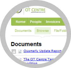 Occupational Therapy Documents