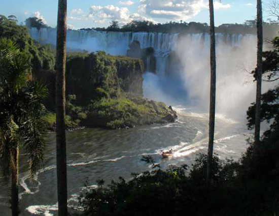 Paraguay's natural and archaeological treasures