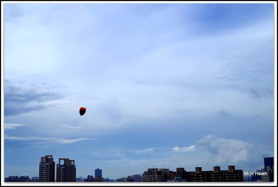 今晨  天空是藍的(圖5枚)