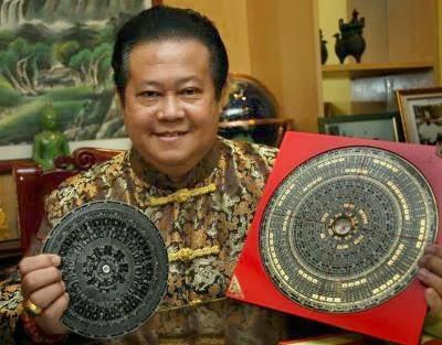 Feng Shui Master feng shui office 10 golden for employees fengshui office