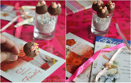 Cake Lollipops Recipe
