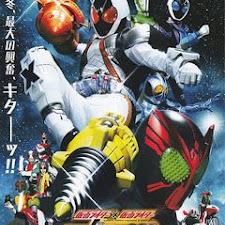Siêu Nhân Biến Hình - Kamen Rider Fourze
