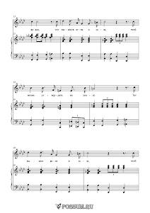 """Песня """"Победа"""". Музыка С. Крупа-Шушариной: норты"""