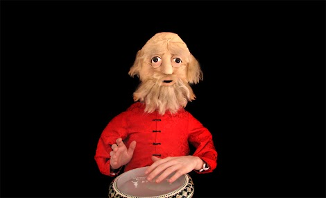 Abdul the drummer