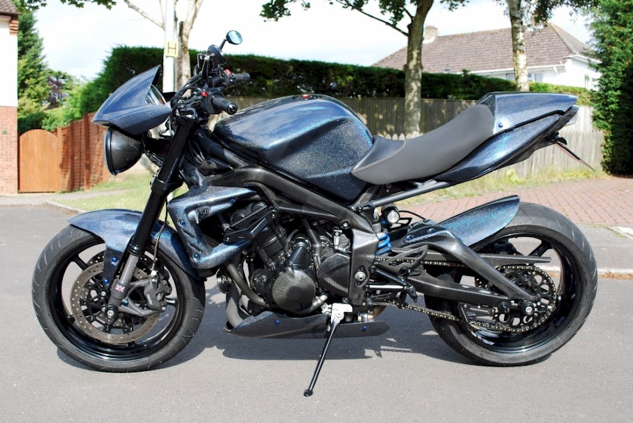 Bike of the Month**September 2011** - Triumph675 Net Forums