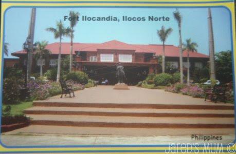 postcards, Ilocos Norte