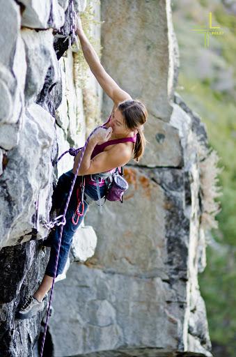 Ann Raber, Tahoe Climbing, Sport Climbing, Mayhem Cove