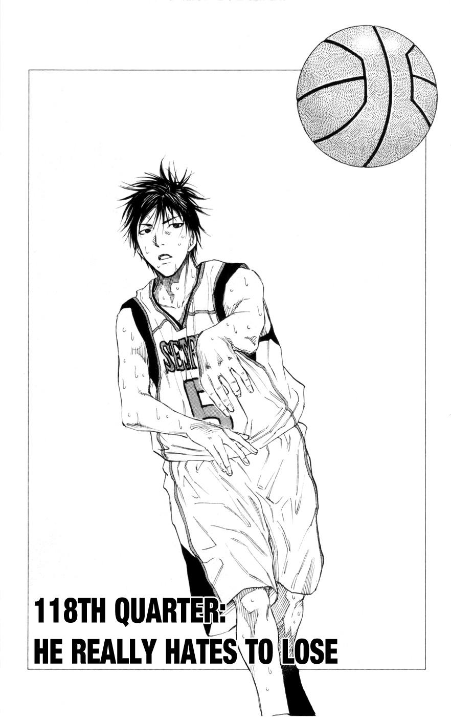 Kuroko no Basket Manga Chapter 118 - Image 4_009