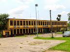 Siege de l'Institut national de recherche biomédicale (INRB) à Kinshasa, novembre 2014. Radio Okapi/Ph. John Bompengo