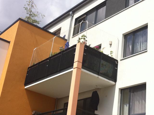 Hilfe Suchen Idee Zum Anbringen Vom Balkonnetz Begrenzter