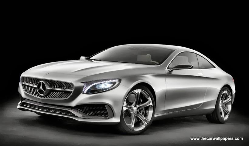 Mercedes S-Class Coupe Concept 2013