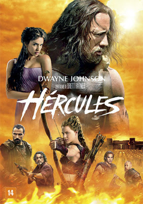 Filme Poster Hércules DVDRip XviD Dual Audio & RMVB Dublado