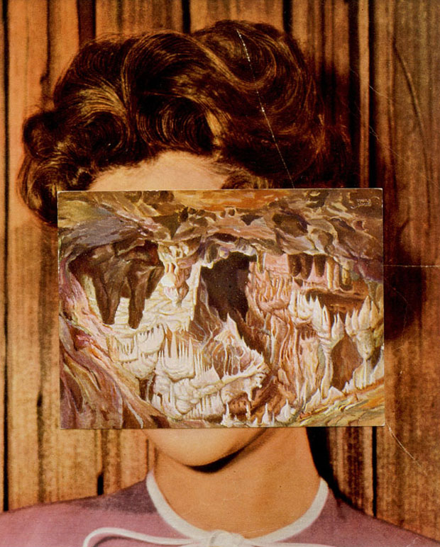 Photo Collage by John Stezaker