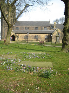 St Michael's in early spring