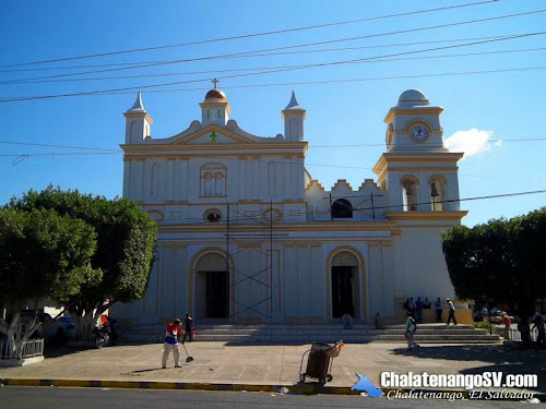 Catedral de Chalatenango