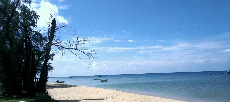 Biển Phú Quốc yên bình