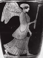 Θεά Ανάγκη,πρωτόγενοι θεοί,μυθολογία.