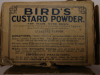 Bird's Custard Powder (1920's)