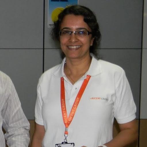 Prathitha Gangadharan