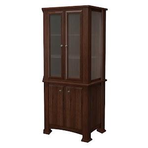 concord corner cabinet