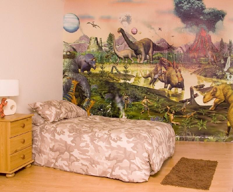 Art Wall Decor: Kids Bedroom Wall Murals; Girl Bedroom