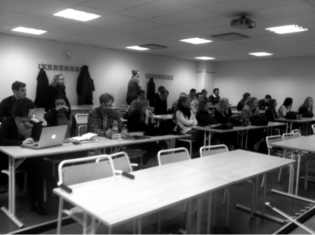 kori design lecture at malmö högskola