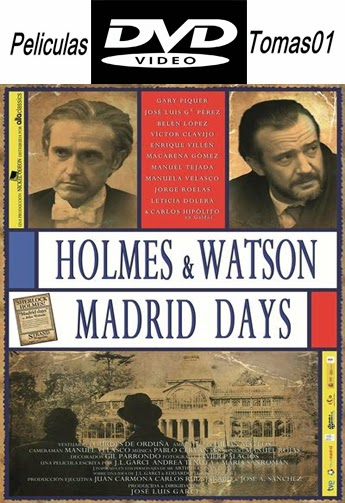 Holmes & Watson. Madrid Days (2012) DVDRip