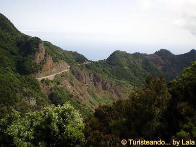 Mirador Abicor Anaga, Tenerife
