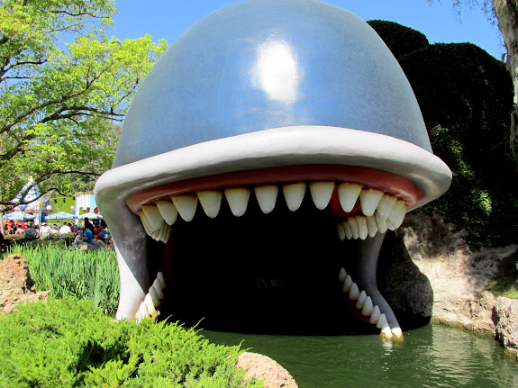 Whale at Storybook Land