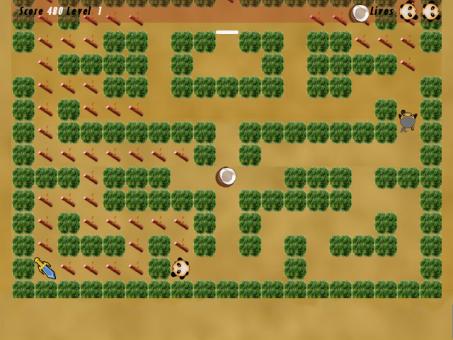 Panda Escape v1.0 for BlackBerry